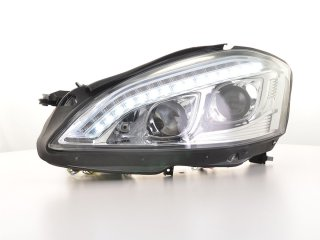 Scheinwerfer Xenon Daylight LED TFL-Optik Mercedes-Benz...